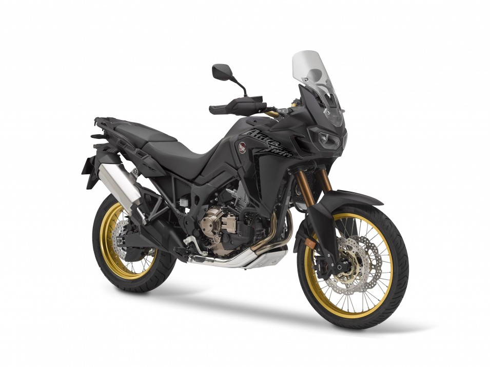 Africa Twin CRF1000L ABS+HSTC DCT 2019
