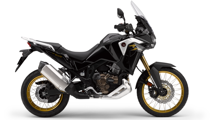 Africa Twin Adventure Sports DCT ES
