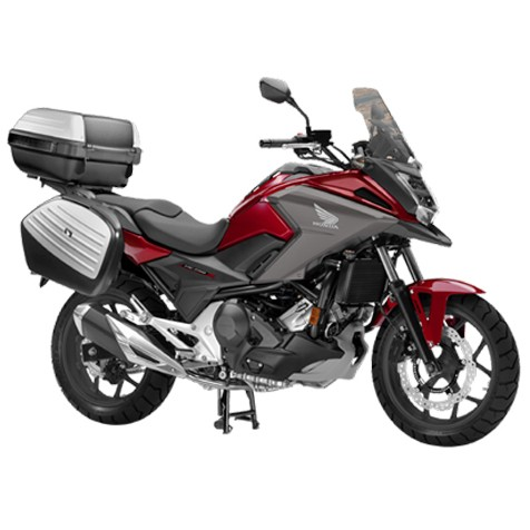 NC 750 X 2019 - TRAVEL EDITION