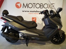 SYM GTS 125I ABS START/STOP